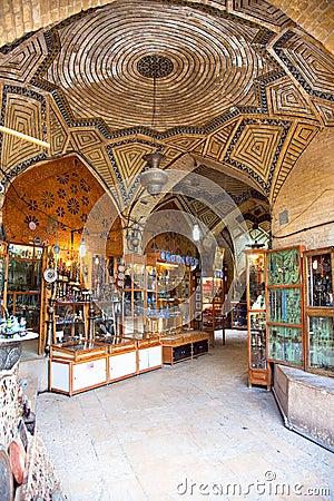 Vakili bazaar-The oldest shopping mall in Shiraz