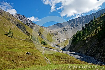 Val Trupchun, Swiss Alps