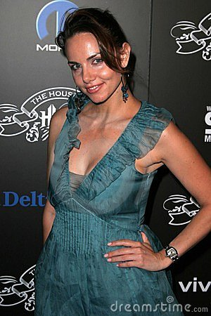 Valbona Coba at the 944 Magazine and The House of Hype Kick Off Party. Benedict Canyon Estate, Beverly Hills, CA. 06-02-06 Editorial Stock Photo