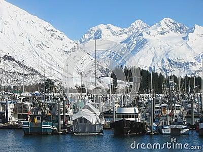 Valdez гавани
