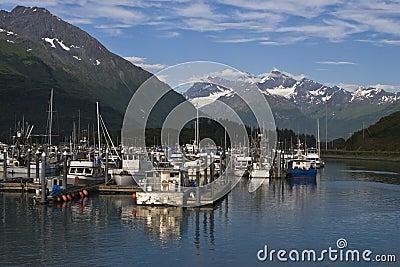 Valdez, Alaska Harbor