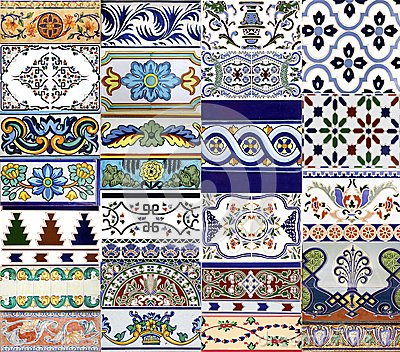 valencia azulejos royalty free stock photos image 27206928
