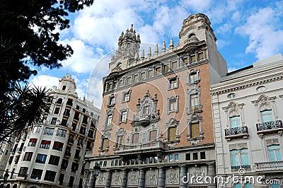 Valencia city, spain
