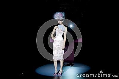 Valencia Fashion Week Editorial Photography
