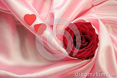 Valentin Love Rose - Red