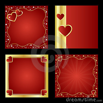 Free Valentine Backgrounds Royalty Free Stock Photography - 17635677