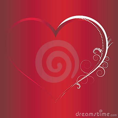 Valentine Backgrounds elements