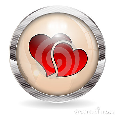 Valentine Button