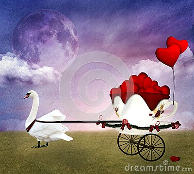 Valentine carriage