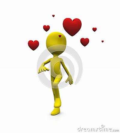 Valentine character