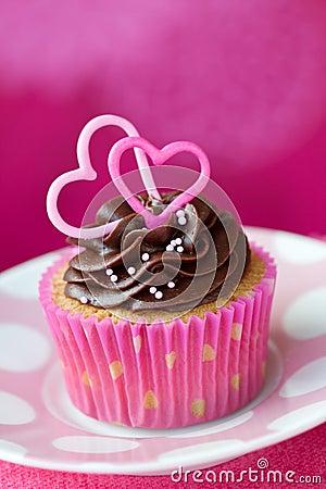 Free Valentine Cupcake Stock Photos - 22897533