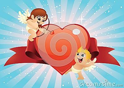 Valentine Cupids