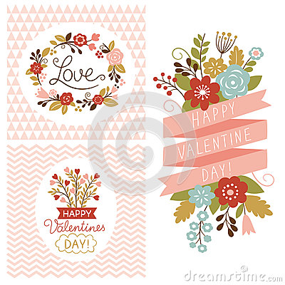 Free Valentine Day Cards Royalty Free Stock Image - 37283306