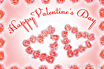 Valentine Day congratulation