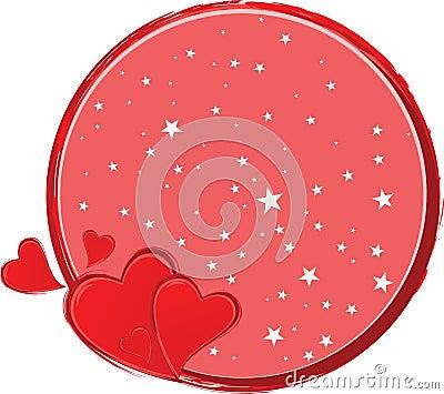 Valentine Day Greeting card