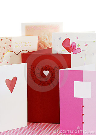Valentine Day s greeting cards