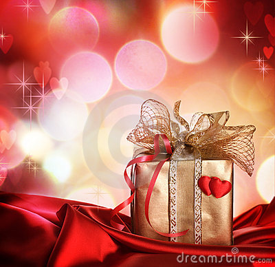 Free Valentine Gift Stock Photo - 12702900
