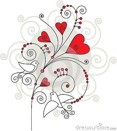 Free Valentine Greeting Card 05 Stock Photo - 23075950