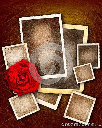 Valentine grunge pictures