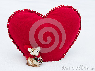 Valentine Mouse
