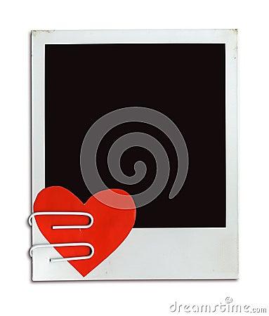 Valentine Photo Frame (+clipping path, XXL)