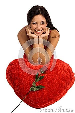 Free Valentine Rose Royalty Free Stock Photos - 465898