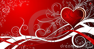 Valentine s abstract