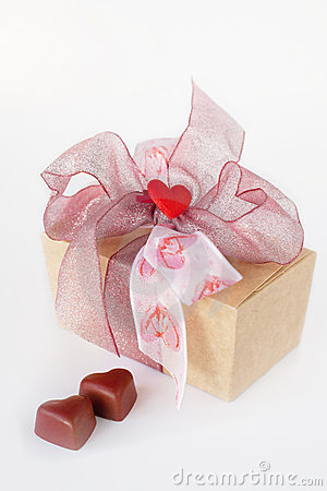Valentine s chocolate box