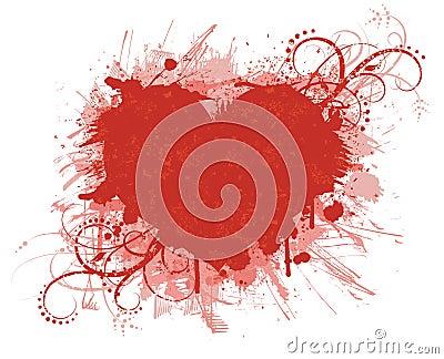 Valentine s day banner.
