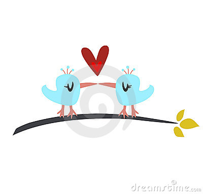 Valentine s day(birds)