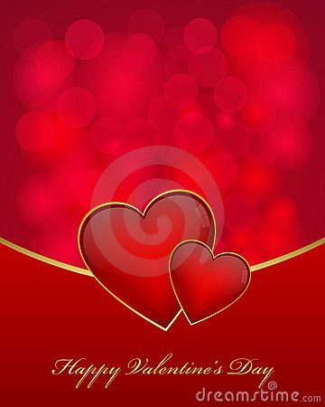 Free Valentine S Day Card Stock Images - 22520384