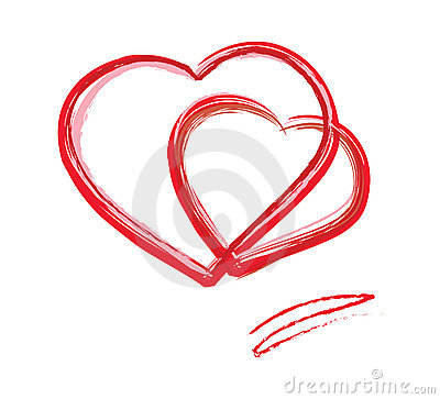 Valentine s Day card. eps10