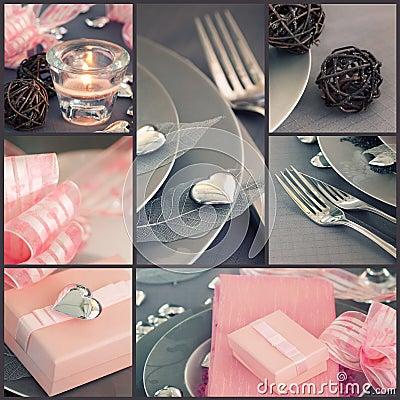 Valentine s day  collage