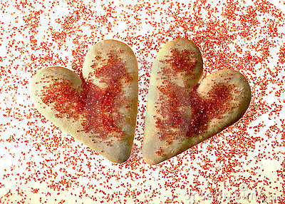 Valentine s day cookies