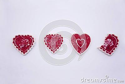 Valentine s day cookies