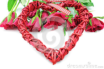 Valentine s day decoration heart