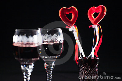 Valentine s Day drinks