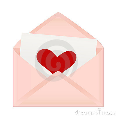 Valentine s day greeting letter