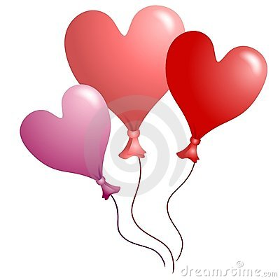 Valentine s Day Heart Shaped Balloons 2