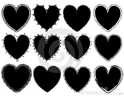 Valentine s Day Heart Vectors