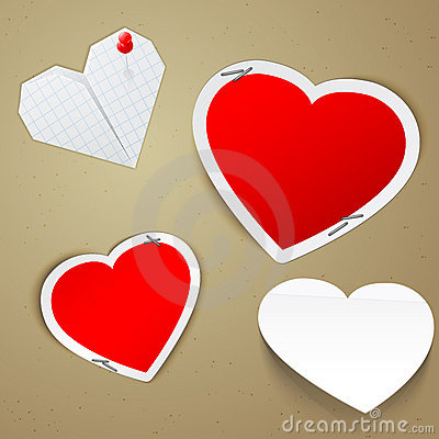 Valentine s  day hearts