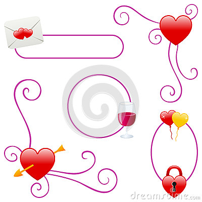 Valentine s Day or Love Borders
