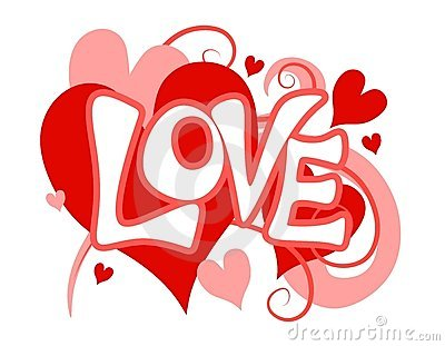 VALENTINE'S DAY LOVE HEART CLIP ART (click image to zoom)