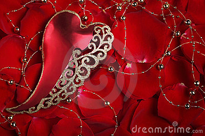 Valentine s day ornament