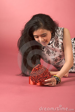 Free Valentine S Day Present Royalty Free Stock Images - 4806489