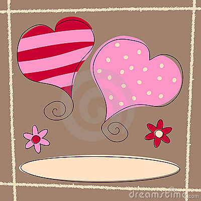 Free Valentine S Day [Retro 2] Royalty Free Stock Photography - 7802707
