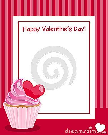 Valentine s Day Vertical Frame