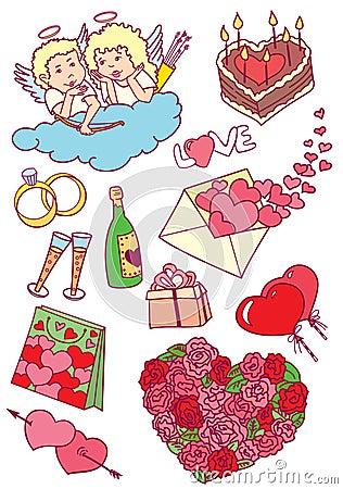 Valentine s doodles