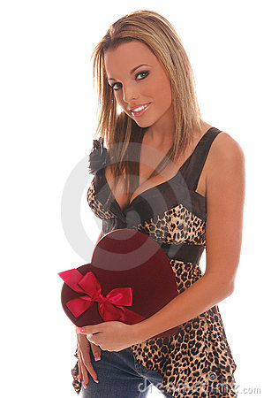 Free Valentine S Girl Stock Photo - 277950