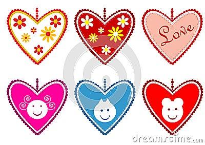 Valentine s hearts
